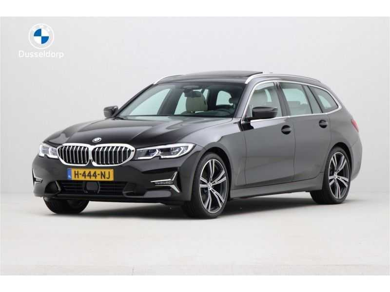 BMW 3 Serie Touring 320d High Executive Luxury Line Automaat Euro 6 afbeelding 1