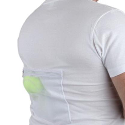 Tennis-ball shirt