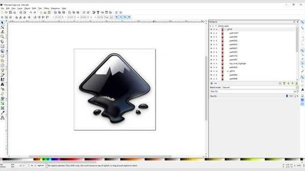 Inkscape image tool