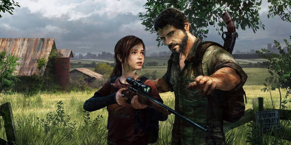 Naughty Dog's The Last of Us Remastered.