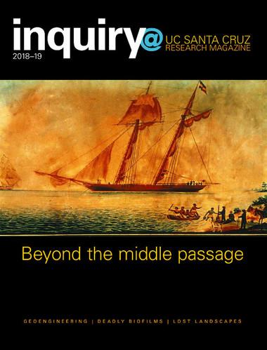 2018 cover of Inquiry Magazine
