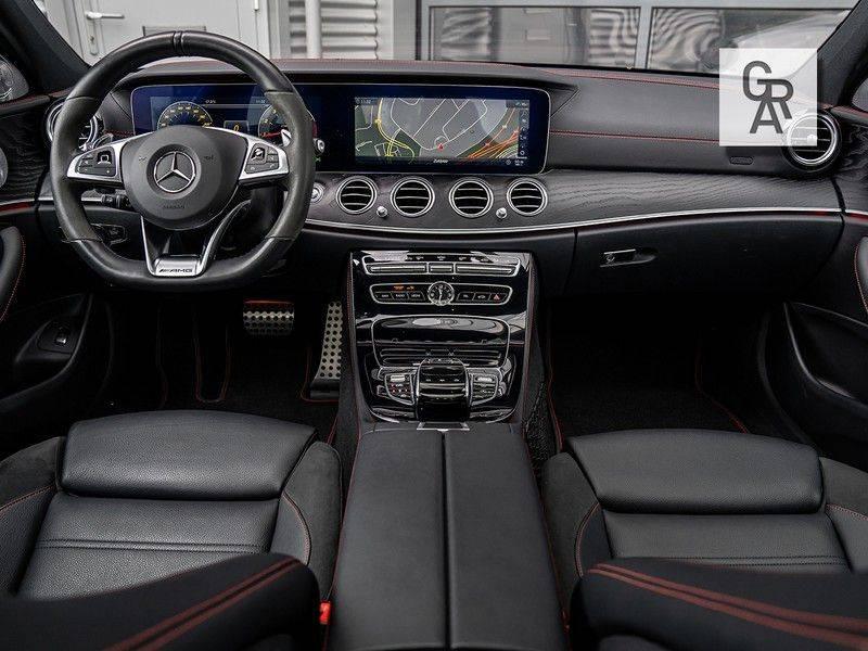 Mercedes-Benz E-Klasse 43 AMG-klasse 43 AMG 4Matic Premium Plus afbeelding 8