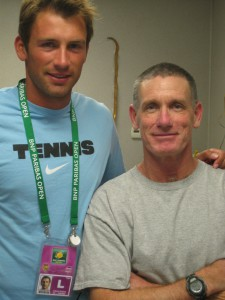 Lukasz Kubot and Doug Denton