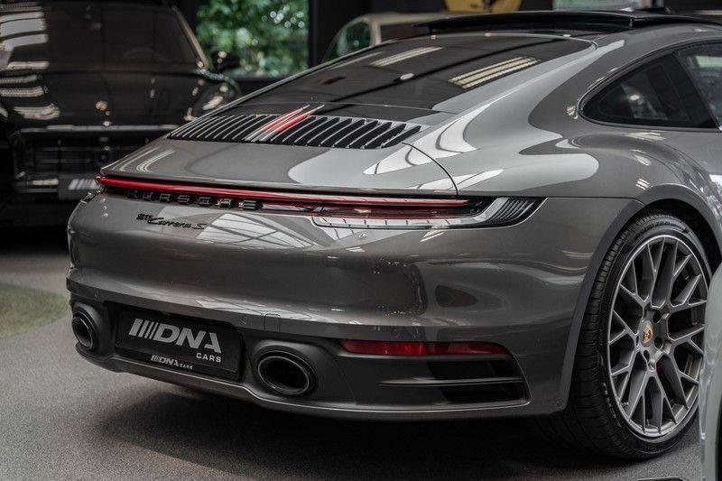 Porsche 911 992 S Coupe Sport Chrono ACC Alcantara Hemel Sport Uitlaat 3.0 Carrera S afbeelding 11