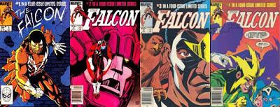 falcon comics