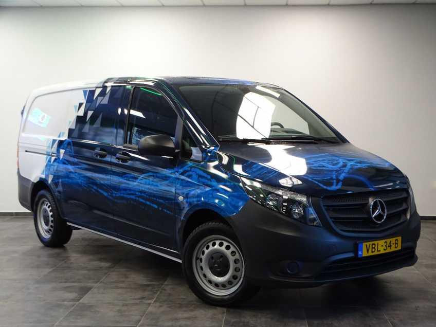 Mercedes-Benz eVito eVito Lang Edition MARGE Navigatie Camera Airconditioning afbeelding 1
