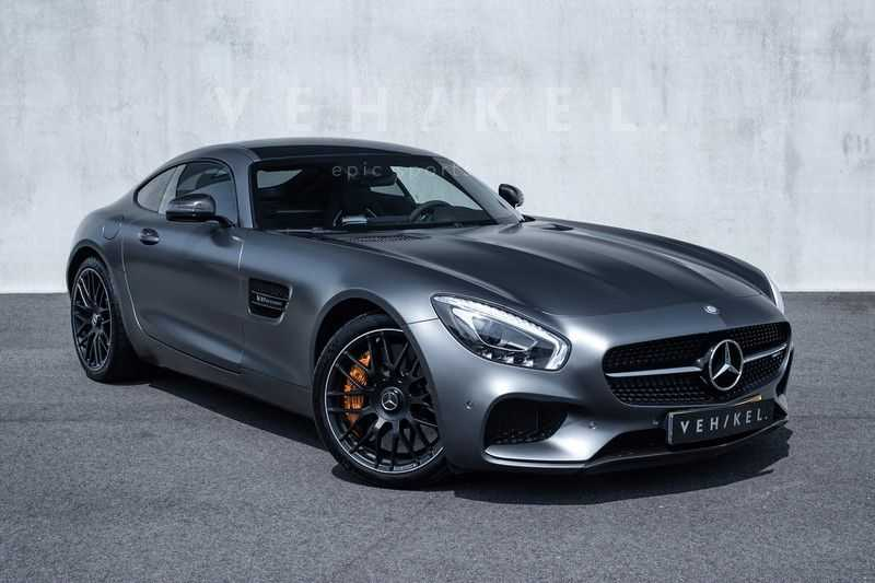 Mercedes-Benz AMG GT 4.0 S // First owner afbeelding 1