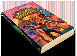 Capa do livro Heróis de Novigrath
