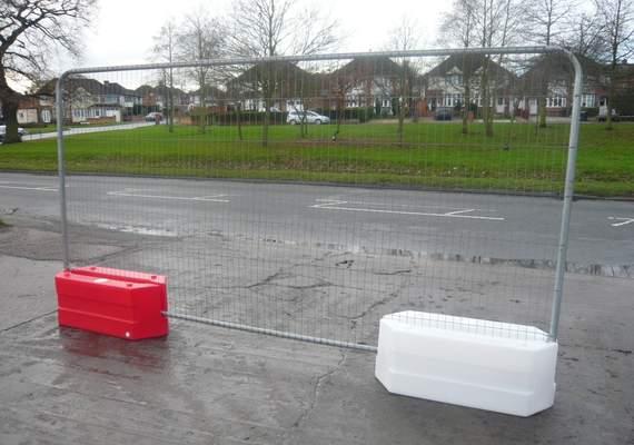 Red and White Roto Blocks