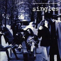 Singles Original Motion Picture Soundtrack album cover