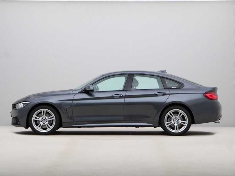 BMW 4 Serie Gran Coupé 418i M Sport Corporate Lease afbeelding 14