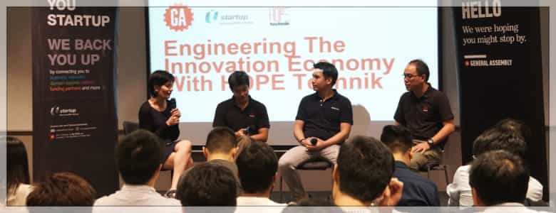 engineering innovation with passion