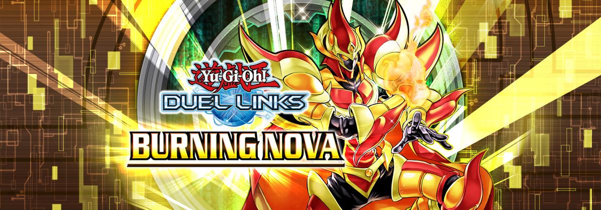 Box Review: Burning Nova | YuGiOh! Duel Links Meta