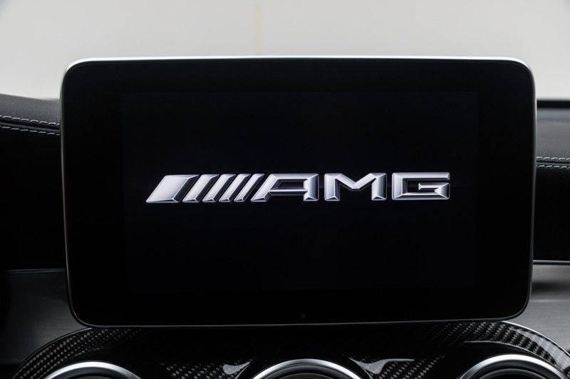"Mercedes-Benz GLC GLC43 AMG 367pk 4Matic Panoramadak Luchtvering Nightpakket Distronic Keyless Burmester Sportleder+Memory Carbon AmbientLight ComandOnline 21"" Parktronic 360Camera Pdc afbeelding 4"