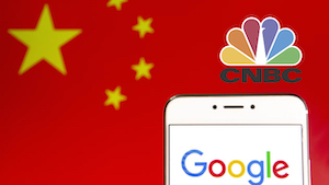 An app that let Chinese users bypass the Great Firewall and access Google, Facebook has disappeared