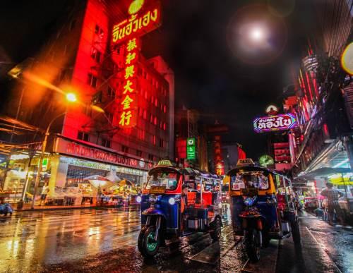 Bangkok Shot