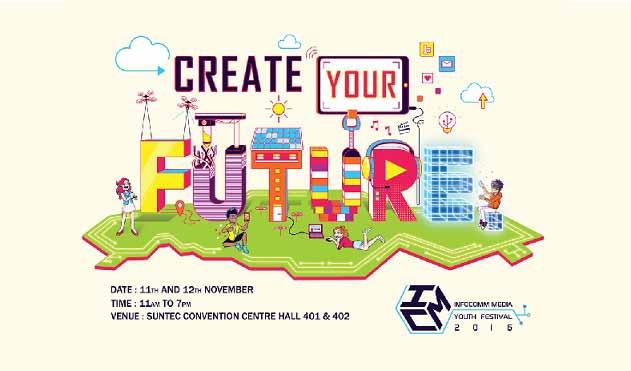 Infocomm Media Youth Festival 2016