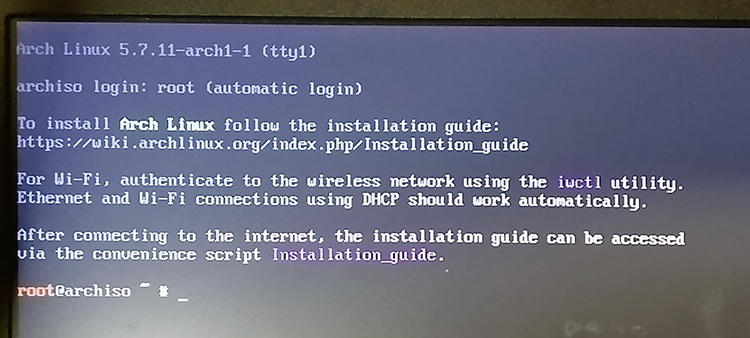 How to reinstall boot loader Arch Linux