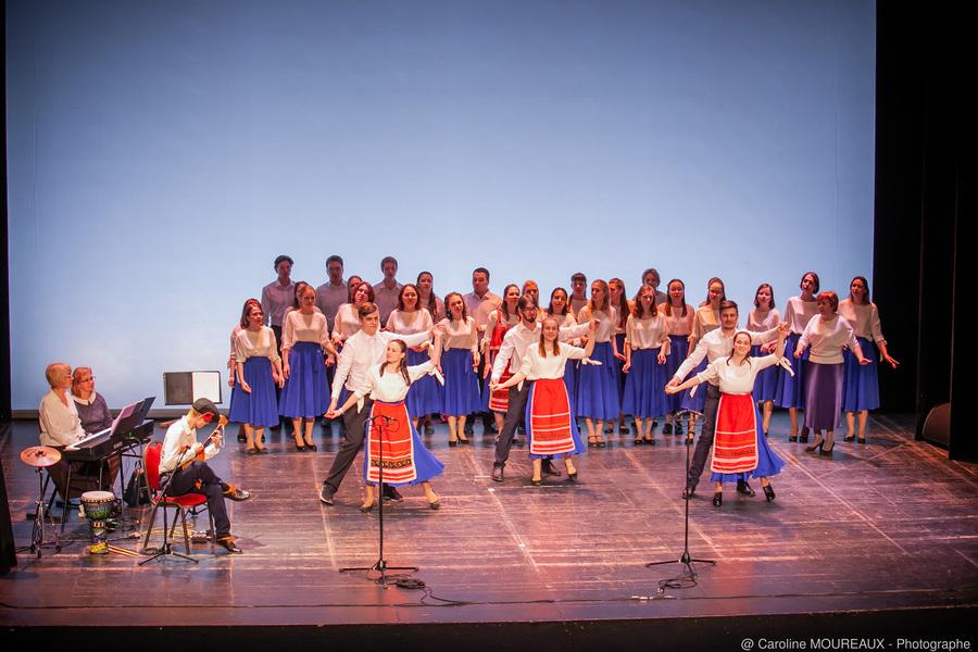 Yunost Dubna University - Mouv'ton Choeur 2019