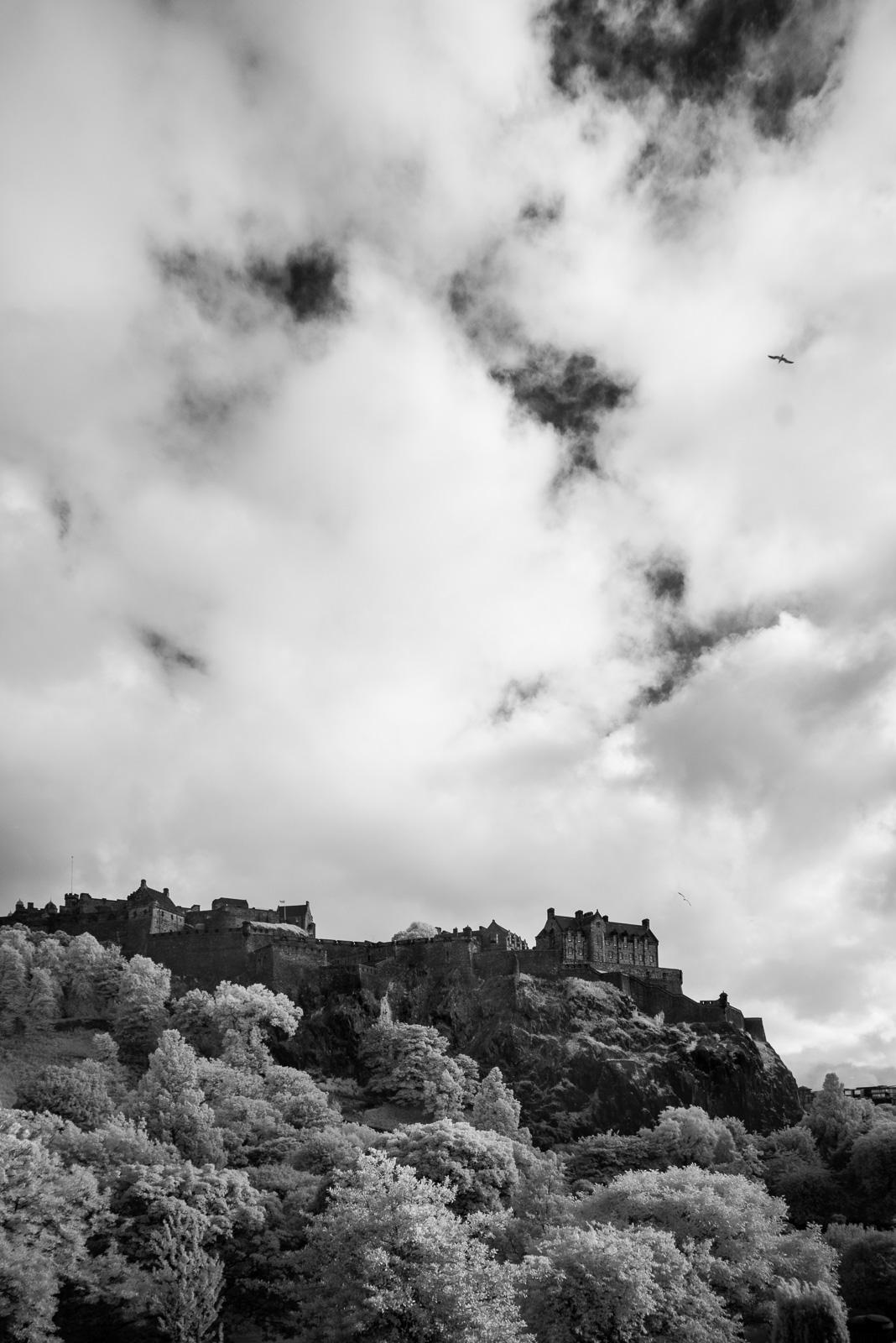 Europe Day 7: North to Edinburgh