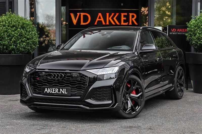 Audi RS Q8 DYNAMIC PLUS+PANO.DAK+MASSAGE+23INCH NP.255K afbeelding 1