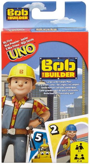 Bob the Builder My First Uno