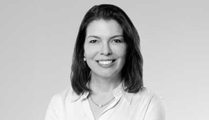Portrait of Alison Almeida Bartfield, MD