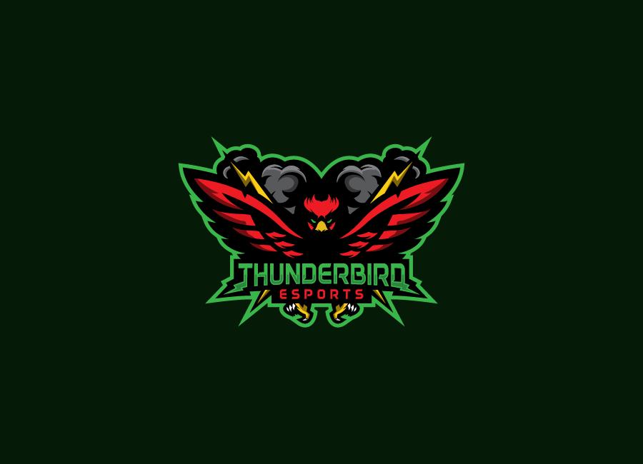 Thunderbird Esports logo