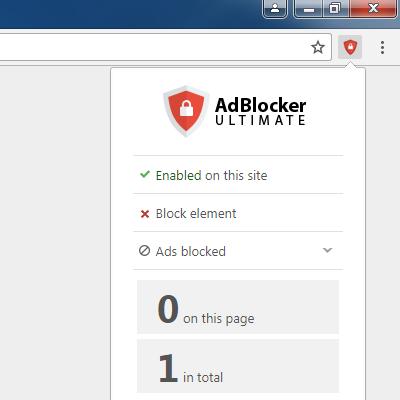 NoAdBlock - Block AdBlockers and stop losing revenue - Stop AdBlock