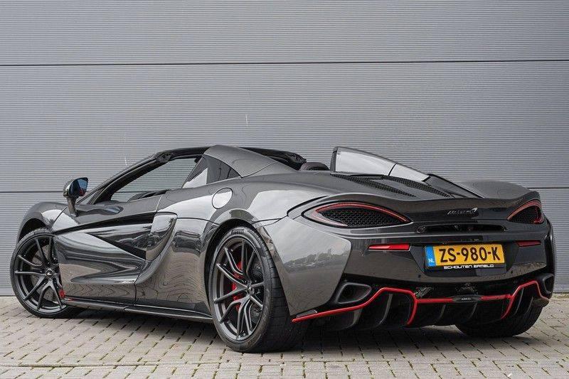McLaren 570S Spider 3.8 V8 Noselift Camera Carbon Fiber afbeelding 11