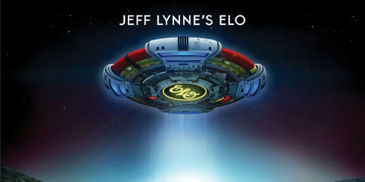 Alone in the universe by Jeff Lynne's ELO