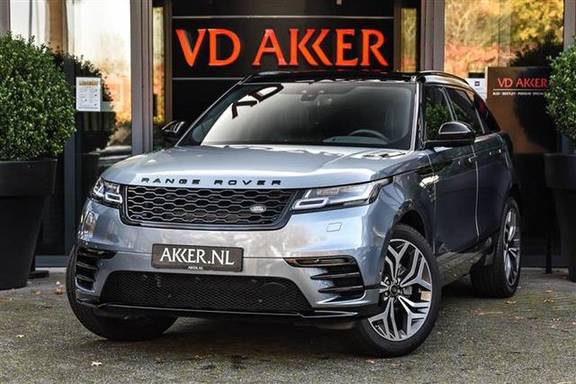 Land Rover Range Rover Velar P250 NP.119K R-DYNAMIC BLACK PACK+PANO.DAK