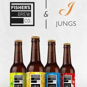 At our Pop Up Bar in Jungs Gerrards Cross, we will be serving you cold fizzy keg beer. Check out  our awesome foursome available to you: American Pale Ale Blonde Ale N.E.I.P.A Dunkel  Stop by for a refreshing craft beer  in the heatwave! Open Thurs 27th eve - Saturday 29th eve.  Remember to check out our Facebook event page and click attending! https://www.facebook.com/Fishers-Brew-Co-at-Jungs-GX-889846081370261/