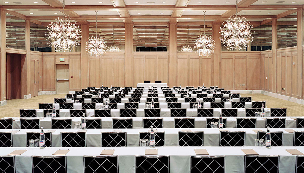 Ballroom Classroom Style