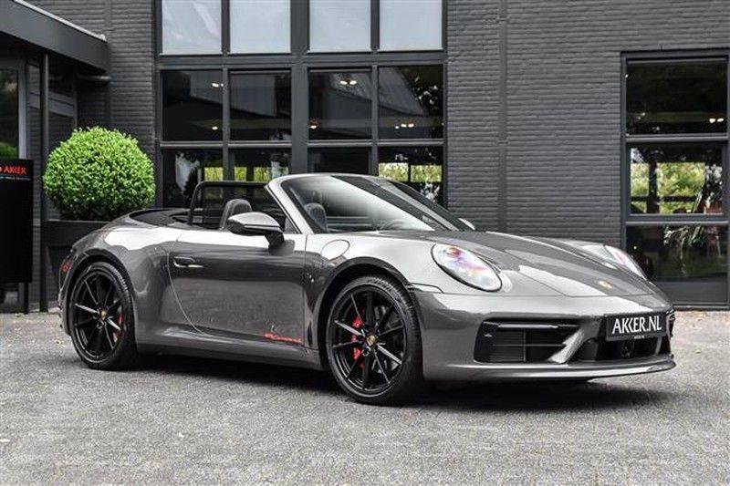 Porsche 911 4S CABRIO LIFT+PDCC+4WSTURING+ACC NP.245K afbeelding 12