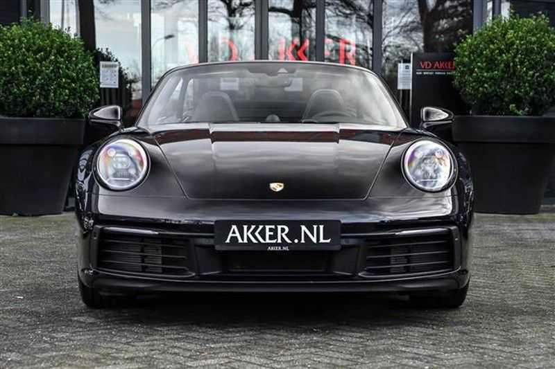 Porsche 911 992 4S CABRIO BOSE+SPORTUITLAAT+SPORT CHRONO afbeelding 18