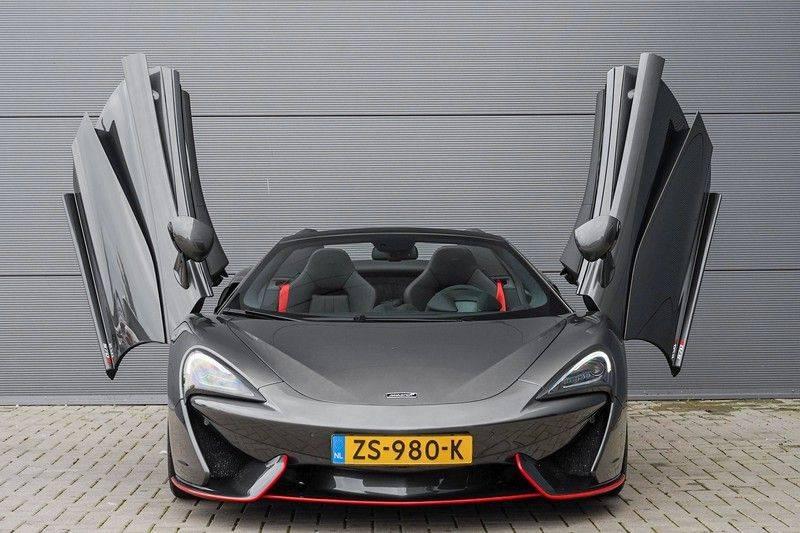 McLaren 570S Spider 3.8 V8 Noselift Camera Carbon Fiber afbeelding 15
