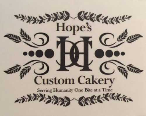 Hope's Custom Cakery