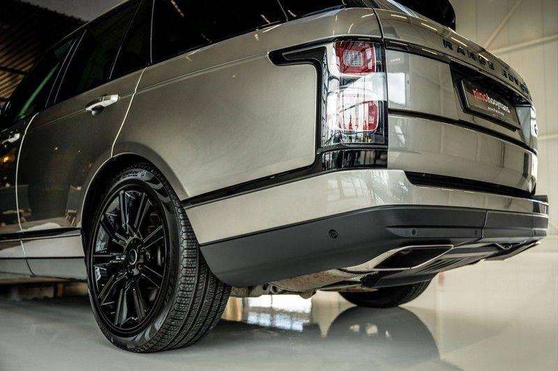 Land Rover Range Rover 4.4 SDV8 Black Pack | Panorama | Head-up Display | Trekhaak | Ambient lighting afbeelding 7