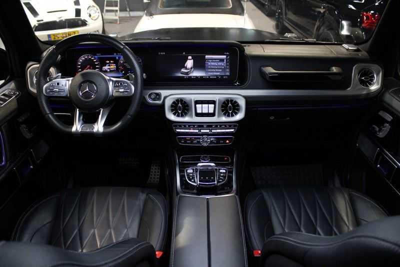 Mercedes-Benz G-Klasse 63 AMG Zeer kompleet! direct leverbaar! afbeelding 2