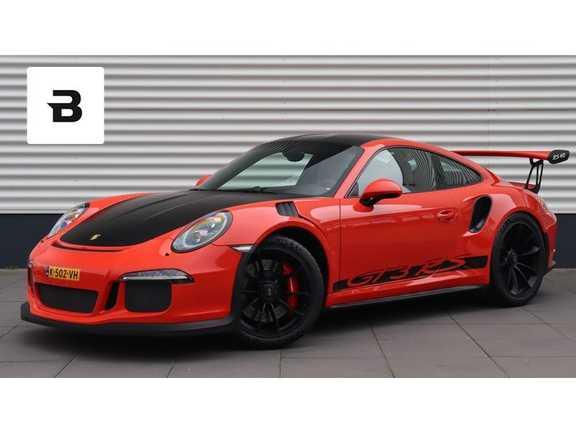 Porsche 911 4.0 GT3 RS Lift, Sport Chrono, PDLS+, Porsche Approved 24 maand