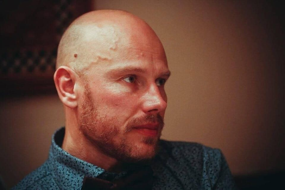Олег Работкин. Фото: Audio Production