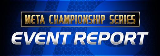 Meta Championship Series #6 Report | Duel Links Meta