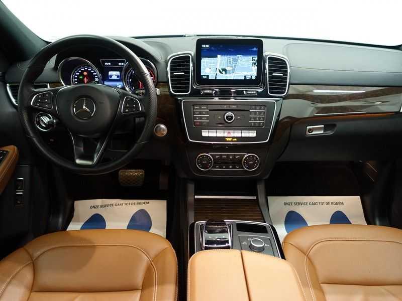 Mercedes-Benz GLE Coupé 350D AMG 4MATIC 259pk Aut- Pano, Harman/Kardon, Leer, 360 Camera afbeelding 8