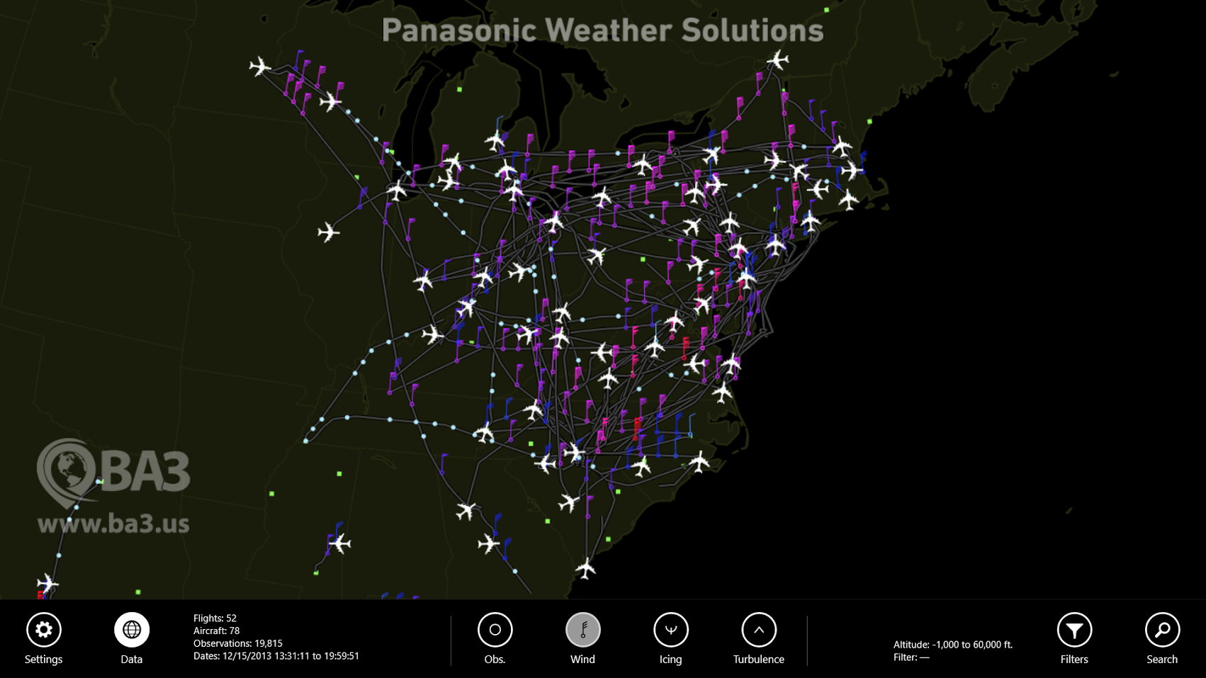 Panasonic Weather Solutions | Case Study | RoleModel Software