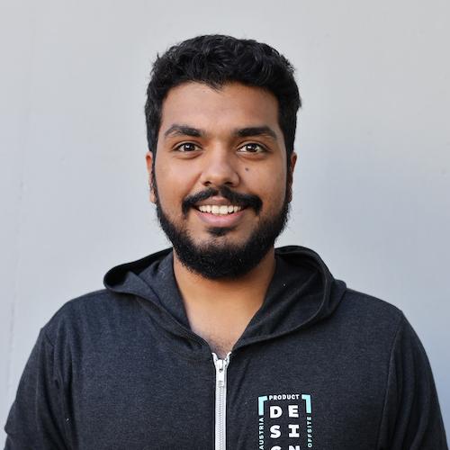 Yashvardhan Chauhan: Senior Product Designer