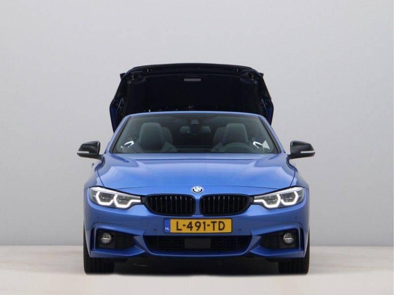 BMW 4 Serie Cabrio 430i High Exe M-Sport afbeelding 18