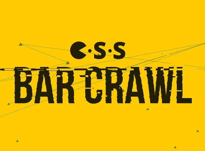 Social: CSS Bar Crawl