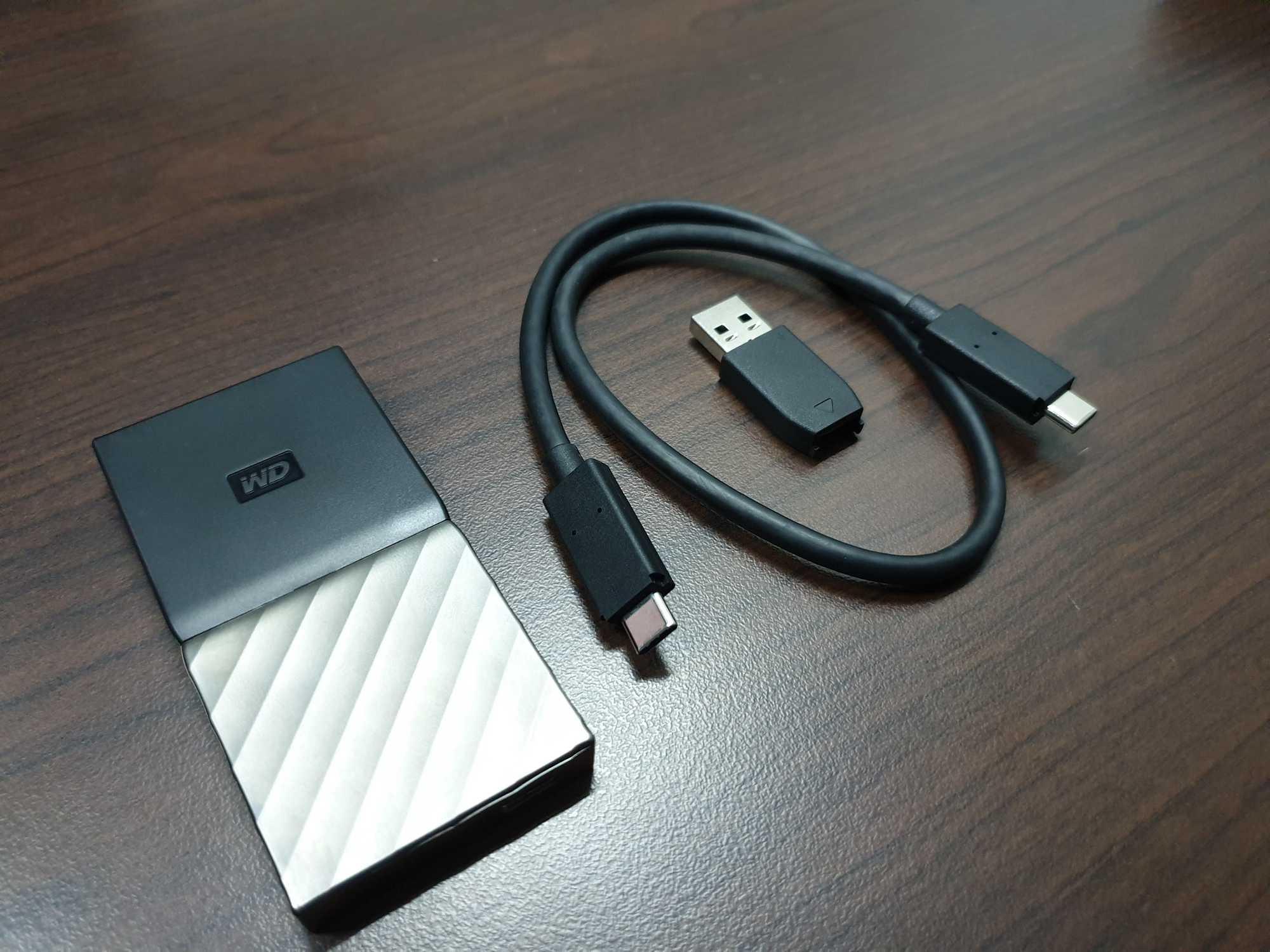 My Passport SSD Equipments