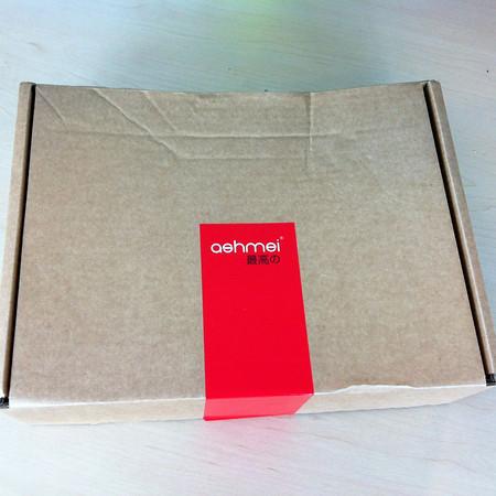 Ashmei delivery box